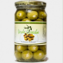 Green Olives Goat Cheese...