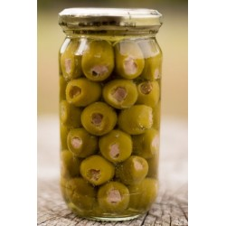 Green Olives Smoked Meat...